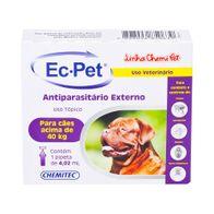 Antiparasitario-EC-PET-Chemitec-para-Caes-Acima-40kg--402ml--Roxo