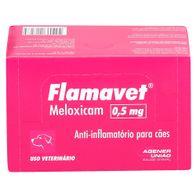 Anti-Inflamatorio-Flamavet-Agener-Pet-05mg-C-50-Comprimidos