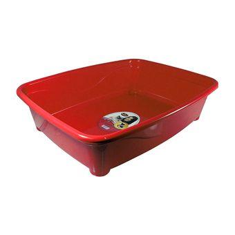Banheira-Classic-Furacao-Pet-p--Gatos---Vermelha