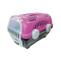 Caixa-de-Transporte-Furacao-Pet-Luxo-Nº2---Rosa