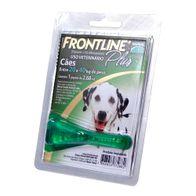 Antipulgas-e-Carrapatos-Frontline-Plus-Merial-para-Caes-de-20-a-40kg-c--1-Pipeta