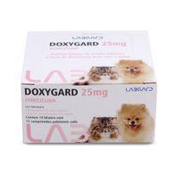 Antimicrobiano-Doxygard-Labgard-25mg-p--Caes-e-Gatos-c-120-Comprimido