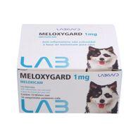 Anti-Inflamatorio-Meloxygard-Labgard-1mg-para-Caes-c--100-Comprimidos