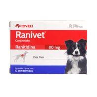 Ranivet-Coveli-80ml-para-Caes-c-12-Comprimidos