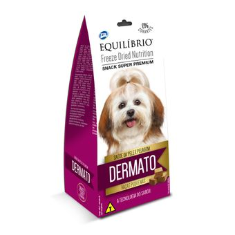 Petiscos-Equilibrio-Freeze-Dried-Dermato-Snack-Total-30g