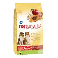 Racao-Naturalis-Caes-Adultos-Frango-Peru---Frutas-Total-15kg