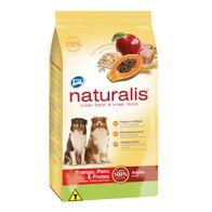 Racao-Naturalis-Caes-Adultos-Frango-Peru---Frutas-Total-2kg