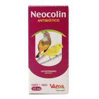 Antibiotico-Neocolin-Liquido-10ml-para-Passaros-Vansil