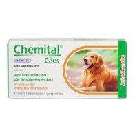 Vermifugos-Chemital-Caes-Chemitec-c--4-Comprimidos