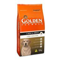 Racao-Golden-Formula-p--Caes-Adultos-Arroz---Carne-15Kg