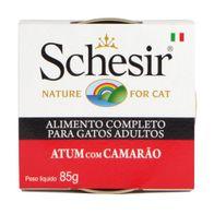 racao_schesir_Nature_cat_atum_com_camarao_em_lata_para_gatos_adultos_85g_8005852750044-01