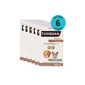 Tussedan-kit-com-6-unidades