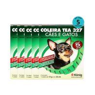 kit-Coleira-Tea-P-com-5-unidades