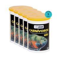 Kit-Alcon-Carnivoros-300g-com-5-unidades
