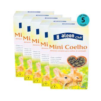 Kit-Allcon-Mini-Coelho-500g-com-5-unidades