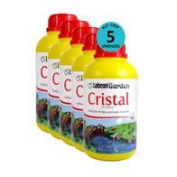Kit-Alcon-Garden-Cristal-1L-com-5-unidades