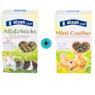 Kit-Alfafa-Stick-500g---1-Alcon-Mini-Coelho-500g