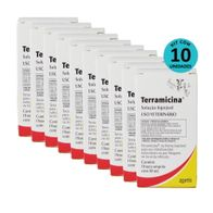Kit-Terramicina-Injetavel-50ml-Zoetis-com-10-unidades