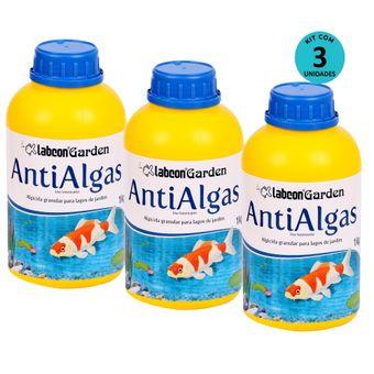 kit-3-Alcon-Labcon-Garden-Antialgas-1kg