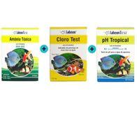 Kit-Labcon-Amonia-Agua-Doce--Clorotest--PH-Tropical